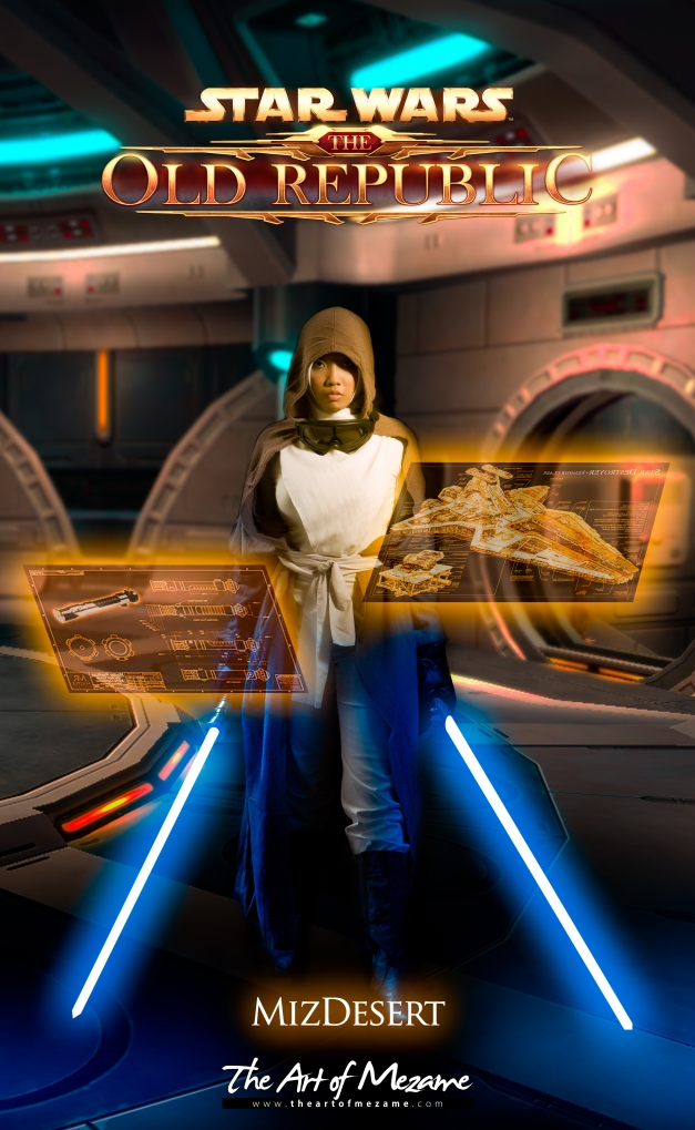 Star Wars: The Old Republic cosplay feat. MizDesert